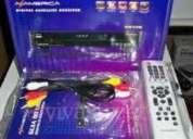 Receptores satelitales vea mas de 200 canales libres de pago mensual 89002860