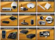 Camaras ip brickcom - geovision - planet - digifort - shany - nvr - software - hd - video