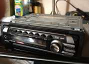 Radio auto sony xplod casi sin uso mas juego de 2 parlantes y 2 twiter lanzar crossover