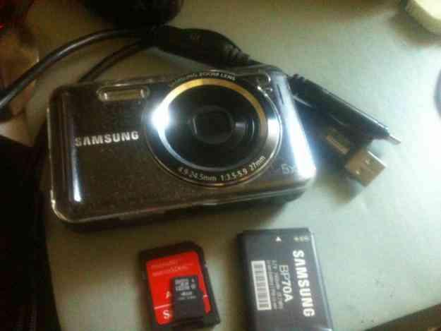 camara Samsung 12.1 mpx