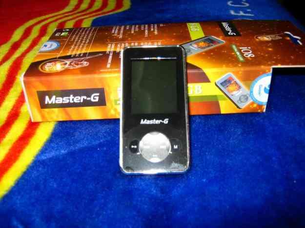 Vendo MP4 Nuevo 8Gb