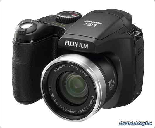 Camara fotografica semiprofesional fujifilm