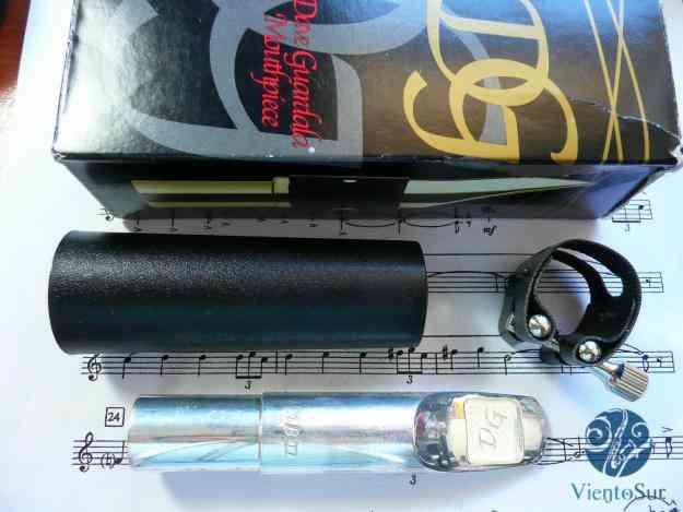 Boquilla Metálica Para Saxo Tenor Guardala MBII (M. Brecker)