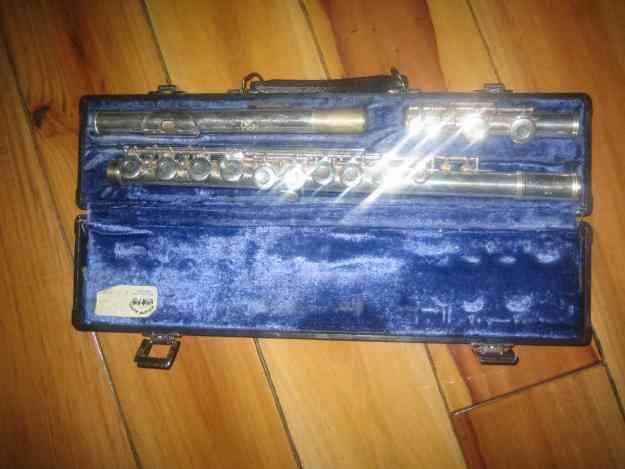 Flauta Tranversa Marca Gemeinhardt Modelo 2sp