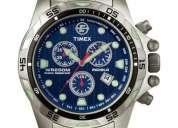 Vendo exelente reloj timex por apuro