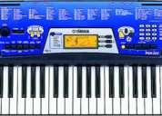 vendo teclado yamaha psr 202