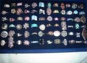 Vendo anillos de plata al por mayor