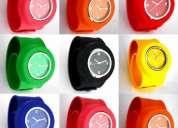 reloj silicona por mayor