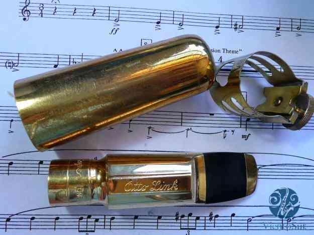 Boquilla Para Saxo Alto Otto Link Super Tone Master 6