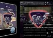 Prominy sr5 rock bass (libreria pro de bajo)