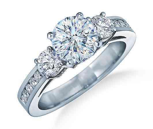 Anillos diamantes chile