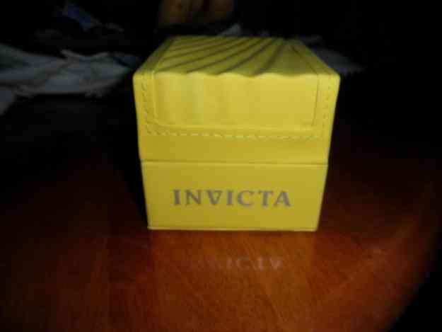 RELOJ INVICTA 0352 II Collection Brown Leather Watch IMPORTADO CALIDAD y DISEÑO
