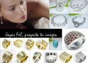 ¡¡¡venda joyas de acero!!!