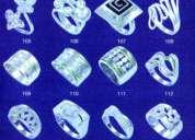 Venta joyas plata al detalle y al por mayor