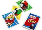 Thomas y sus amigos, thomas and friends, juego de salón uno.