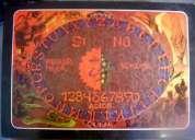Ouija tabla de espiritismo con los grimorios