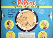 Juego popeye 1962