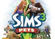 Vendo the sims 3 vaya fauna