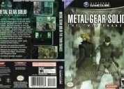 Compro metal gear solid the twin snakes para gamecube