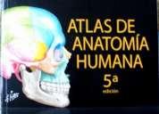 Frank h. netter, atlas de anatomía humana 5ta edición (tamaño grande)