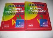Enciclopedia (mi primer vocabulario diccionario)