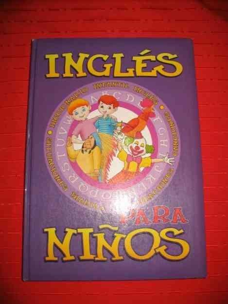 VENDO LIBRO INGLES PARA NIÑOS.