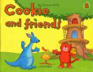 vendo libro cookie and friend B Oxford