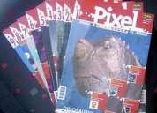 Coleccion completa pixel