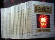Coleccion completa 22 libros musicos clasicos