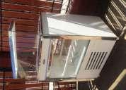 Salseras refrigeradas  con 4 compartimentos