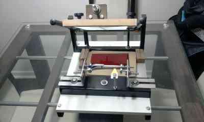 ventas maquina serigrafica y caja luz