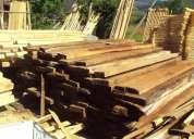 Se vende madera de aromo buena y seca