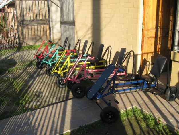Go kart a pedales para niños, somos fabricantes fono 82266613