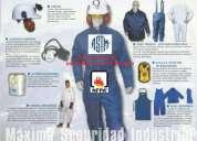ropa antiflama/arco electrico / criogenica / desechable