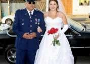vestido de novia impecable