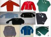 Hago chalecos de lana calentadores camisetas einteriores para escuelas colegios