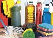 Productos de aseo hogar industrial alcohol gel