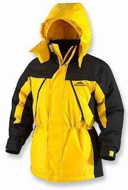 PARKAS TERMICAS MARYNIEVES.   TALLAS ESPECIALES