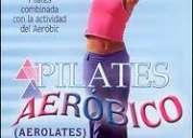 Excelenta pack de pilates, son 5 dvds en espaÑol