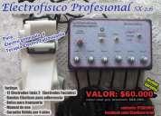 Electrofisico profesional sx 2.6 $60.000