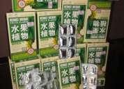 Adelgaze con fruta planta sin dietas sin dejar de comer --928430854 producto natural