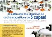 Nutricion con ollas acero quirurgico rena ware ester melgarejo r 041-2259700 Ó 77095843