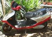 Moto scooter motorrad 125cc año