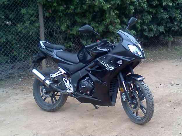 moto kinlon 150 cc  830.000 conversable