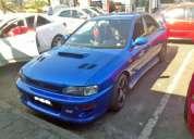 Subaru impreza wrx sti preparado por  zero/sports
