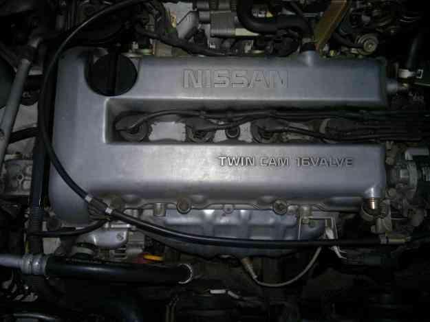 motor SR20DE impecable a la venta...