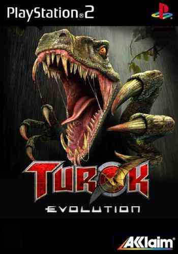 Vendo juego PS2 Turok Evolution original