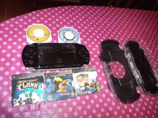 vendo PSP versión 3010