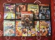 Vendo juegos originales de playstation 2