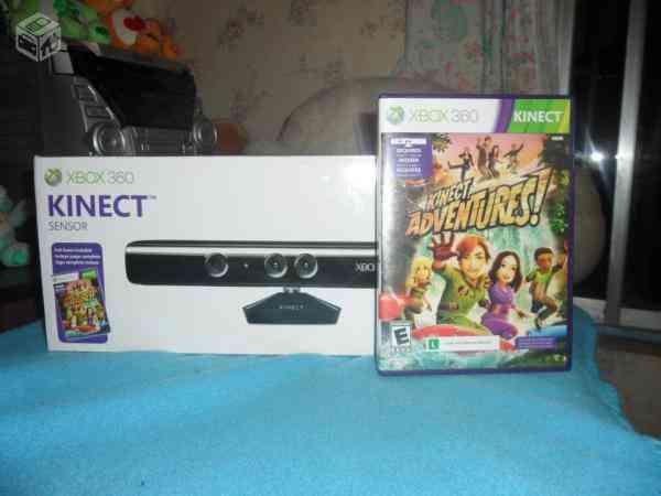 Accesorio Kinect más Juego Adventure NUEVOS!